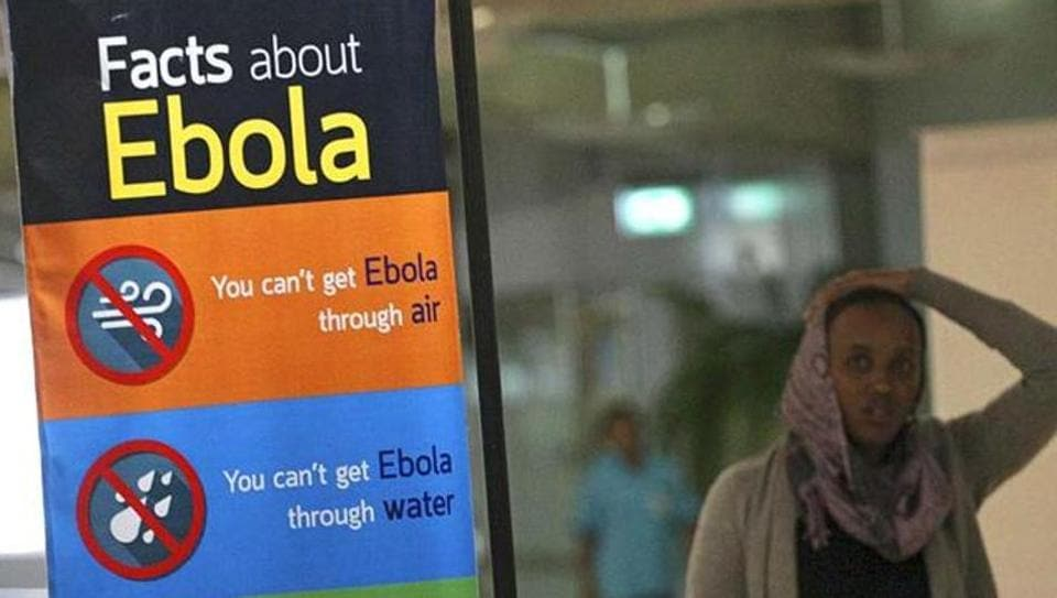 When the Ebola virus enters the human cell, its only purpose is to copy itself, fast.