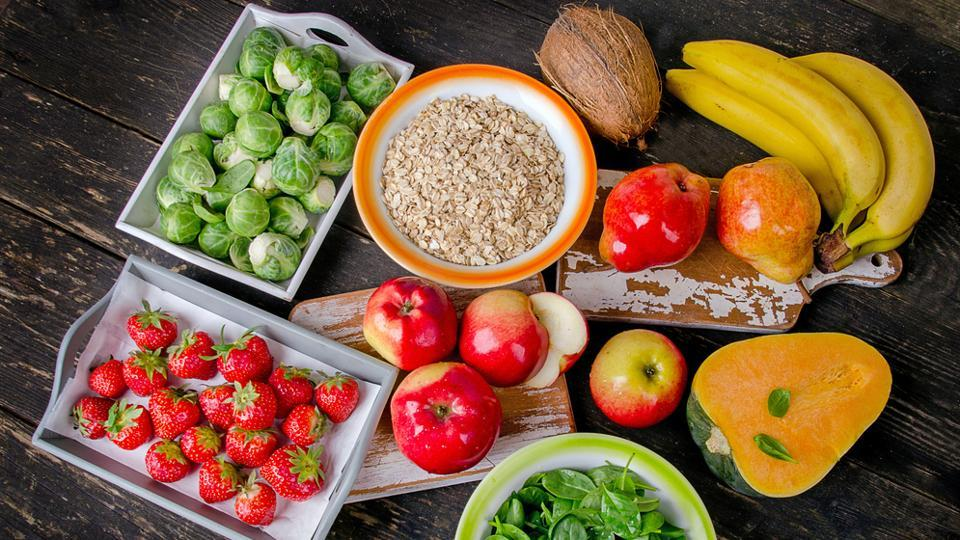 Fibre helps promote gut health by being consumed as fuel by 'good' bacteria during digestion.