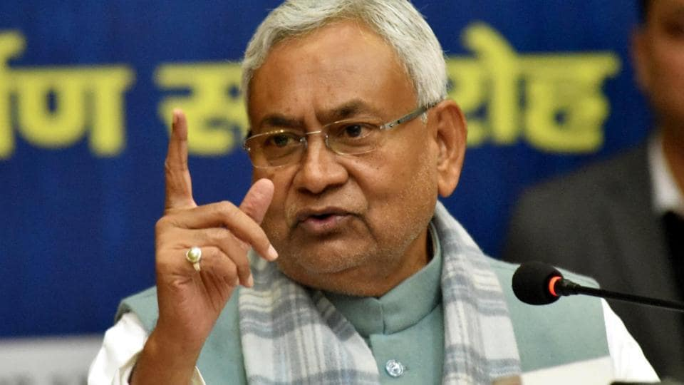 Law and order has been the top priority for Nitish Kumar, who is serving his fifth term as the state premier..