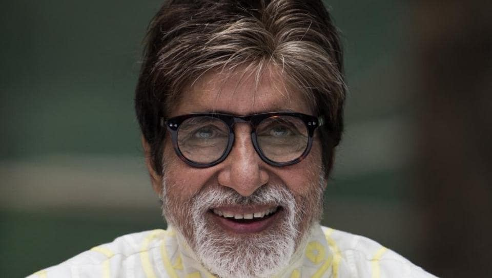 Amitabh Bachchan is the most popular Indian actor on Twitter.