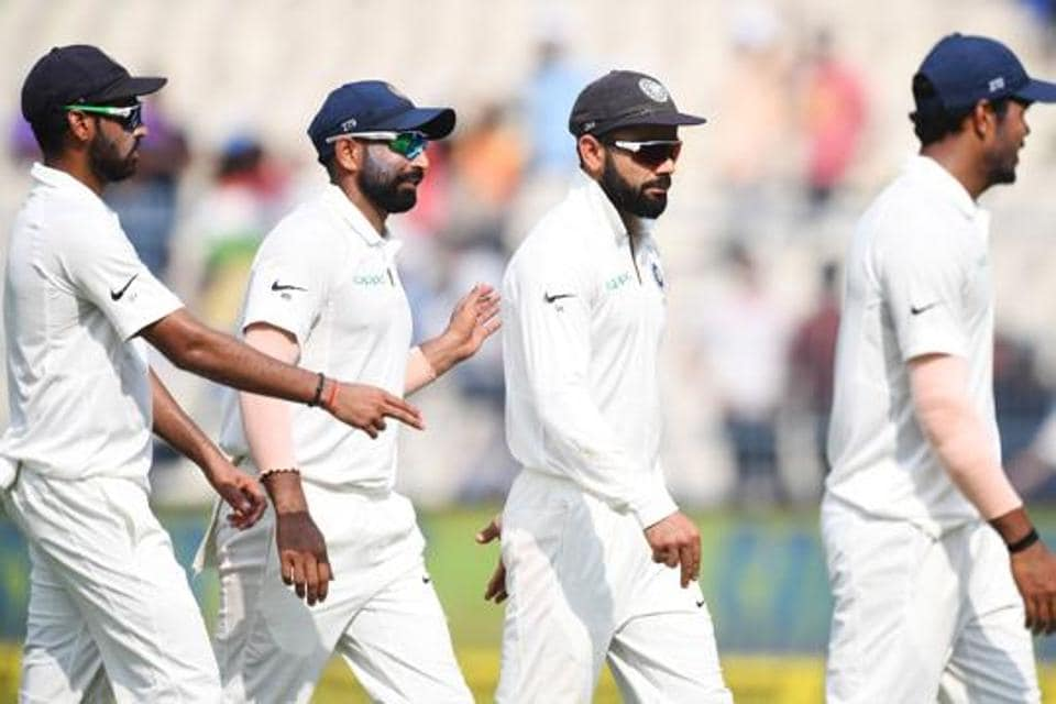 Virat Kohli-led Indian cricket team will play three Tests against South Africa, starting on January 5.