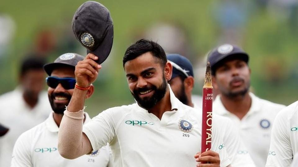 Virat Kohli retained the second spot in the latest ICCTest rankings behind Steve Smith.