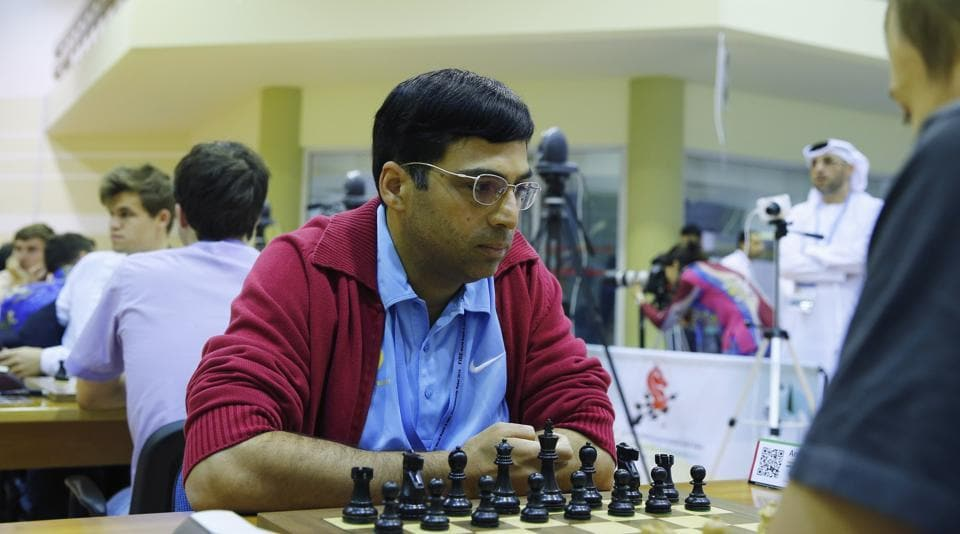 Viswanathan Anand bags bronze in World Blitz Chess Championship