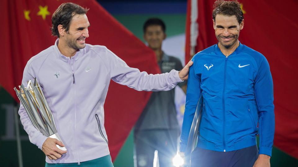 Roger Federer,Rafael Nadal,Rewind 2017
