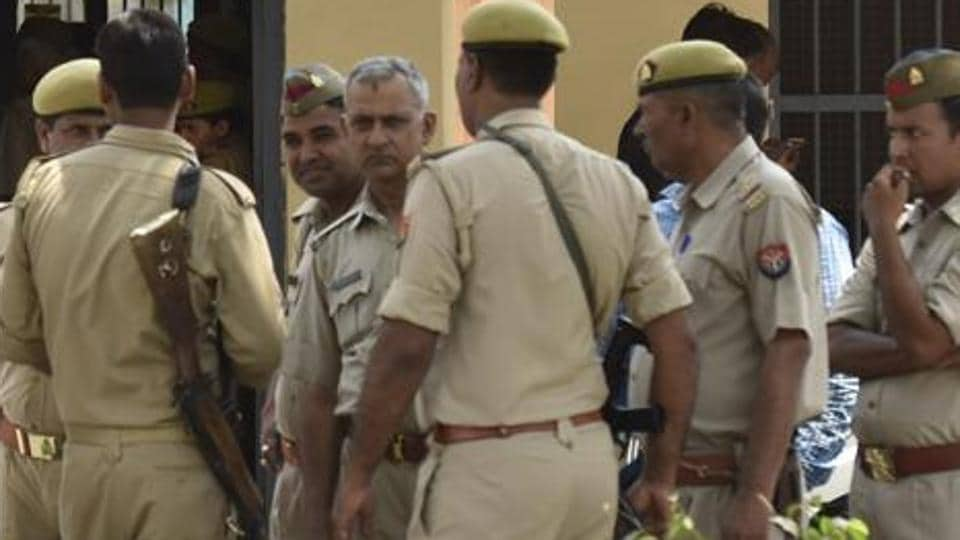 Uttar Pradesh police gunned down three criminals in separate encounters in past two days.