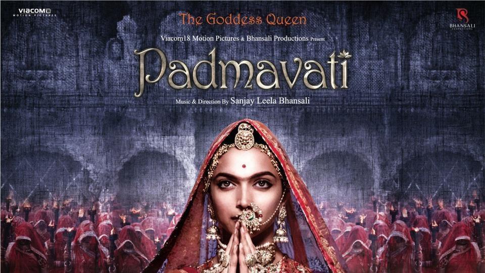 Deepika Padukone plays Rani Padmini in Sanjay Leela Bhansali's Padmavati.