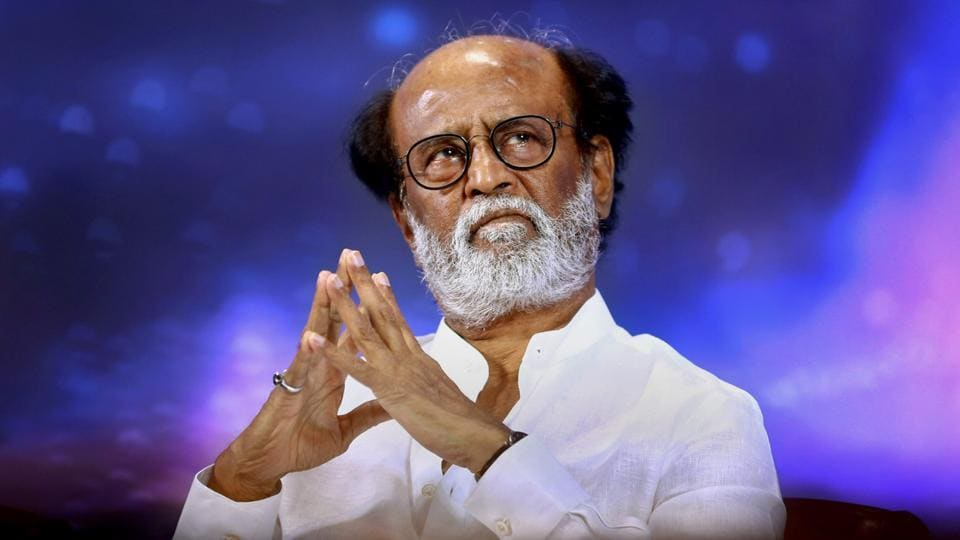 Tamil superstar Rajinikanth on Sunday announced his decision to float a political party.