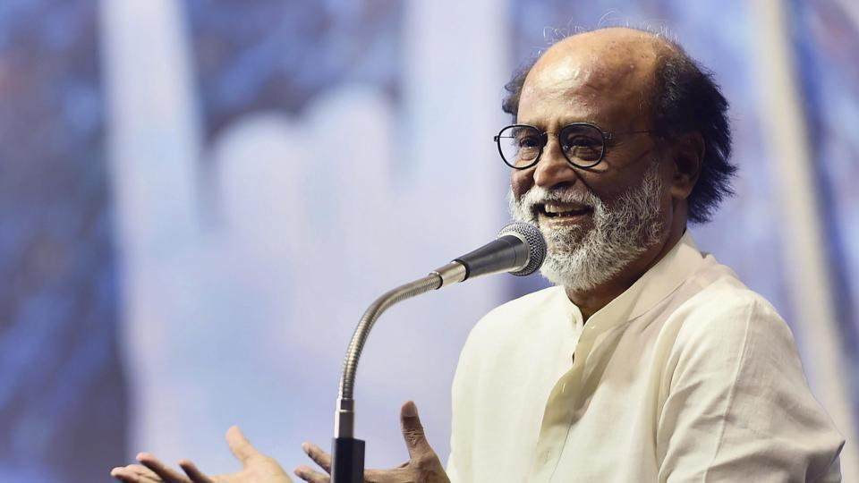 Addressing his fans, Tamil actor Rajinikanth said he will set up a new political party.