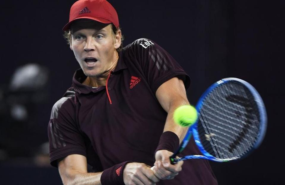 Tomas Berdych,tennis big four,Roger Federer