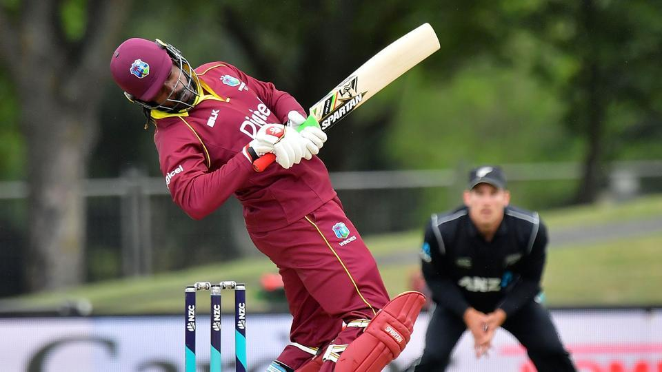 Rain washes out second New Zealand-Windies T20