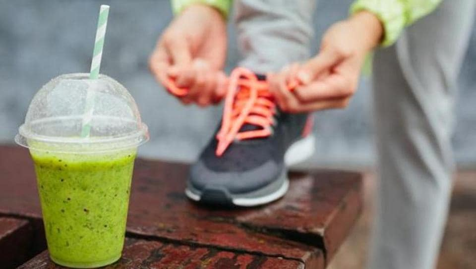 Make exercise and eating well a priority.