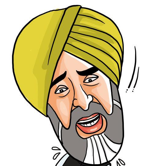 When it comes to money matters, Punjab finance minister Manpreet Singh Badal has no good news for the New Year.