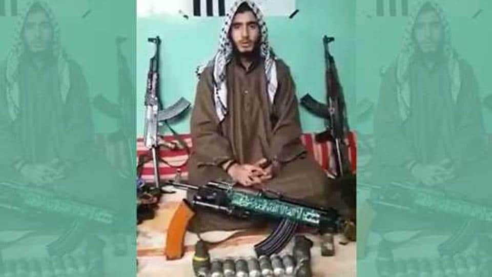 The Jaish-e-Mohammad released Fardeen Ahmad Khanday's video on Monday after the teenager was killed during a  suicide  attack at a Central Reserve Police Force (CRPF) facility in Pulwama in south Kashmir.