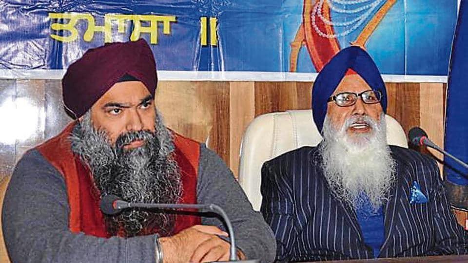 Video clip row,Charanjit Singh Chadha,Chief Khalsa Diwan