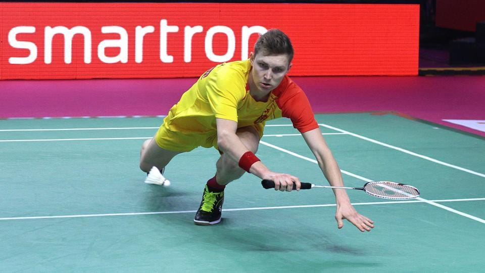 Viktor Axelsen guided Bengaluru Blasters to victory in the Premier BadmintonLeague on Monday.