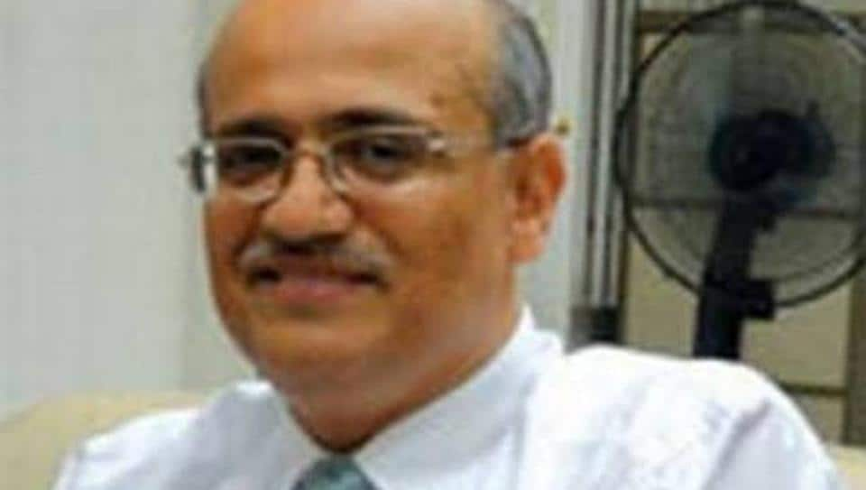 Vijay Keshav Gokhale, a 1981 batch officer of the Indian Foreign Service (IFS), was India's envoy to China.