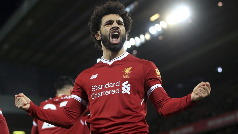 Mohamed Salah has been in prolific form for Liverpool since signing for the club last summer.