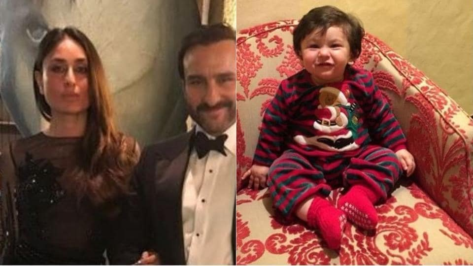The latest picture of Taimur Ali Khan is here for all his fans!