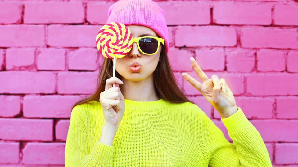 From eye-catchy slogans to ultra-intricate patterns and bright colours, pick knits that strike your fancy.