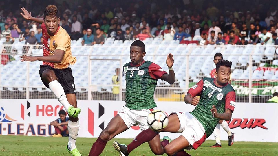 Mohun Bagan,ChennaiCity FC,I-League
