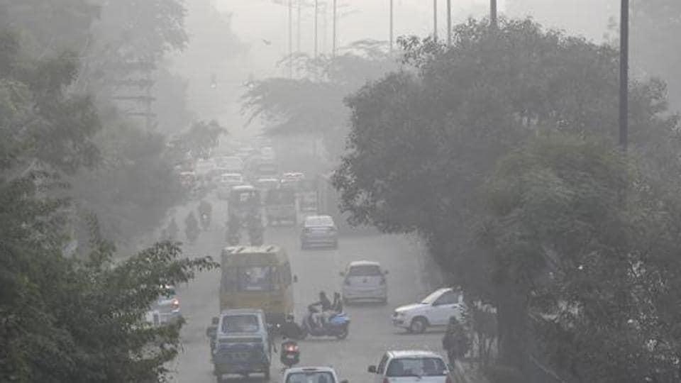 Pune,pollution,air
