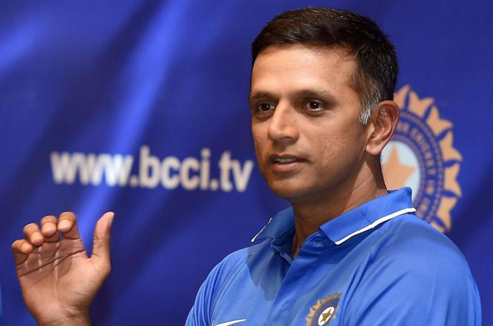 Rahul Dravid is the current coach of the India U-19 cricket team.
