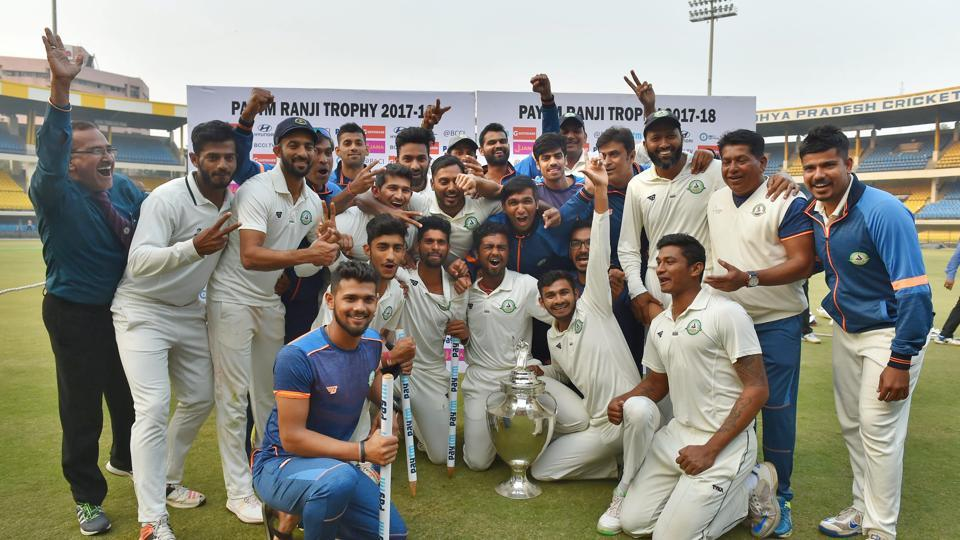 Vidarbha have clinched their maiden Ranji Trophy title with a nine-wicket win over Delhi. Catch full cricket score of Delhi vs Vidarbha, day 4 of Ranji Trophy here.