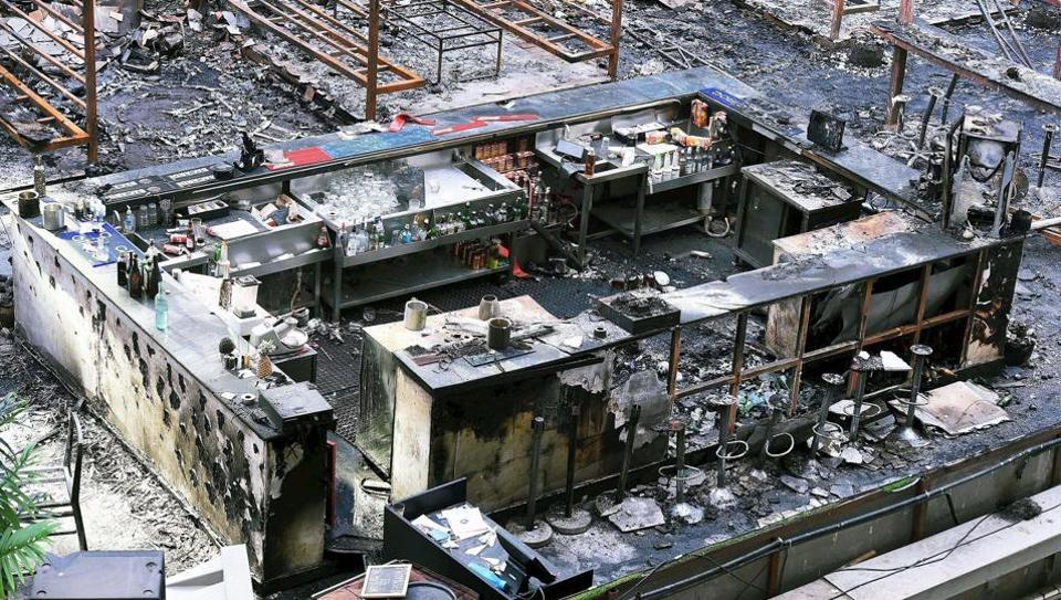 Kamala Mills fire,Mumbai,New Delhi