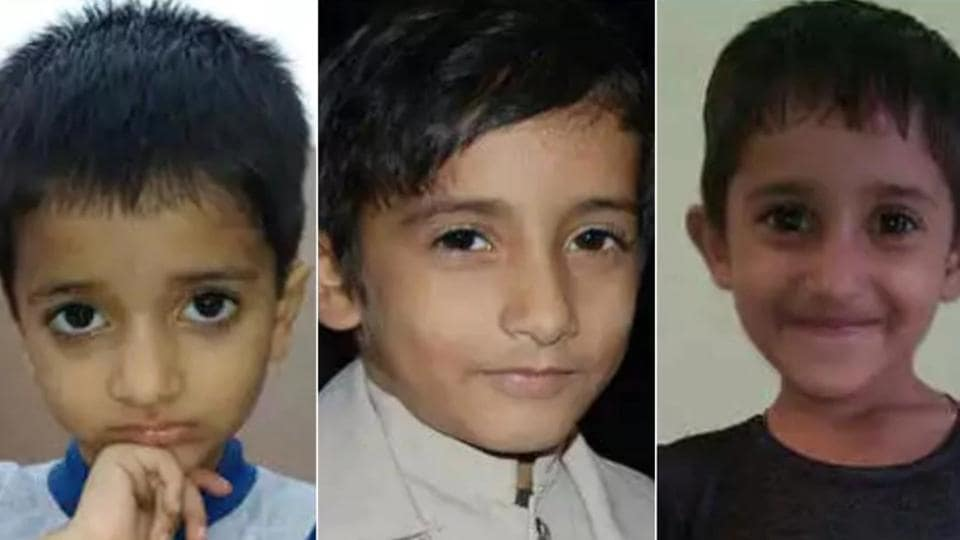 The 26-year-old accused murdered his cousin Sonu's children in Haryana's Sarsa village. During police interrogation, he confessed to have killed Sameer (11), Simran (8) and Samar (4).