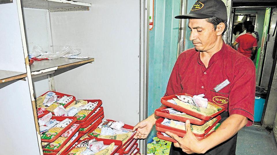 Indian railways,Food supply,IRCTC