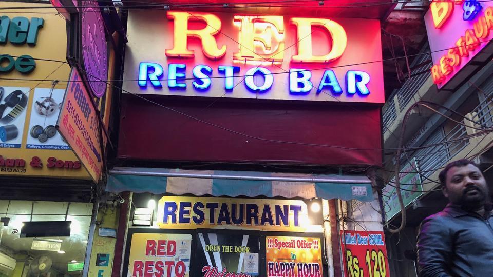 Delhiwale,Diliwale,Red Resto Bar