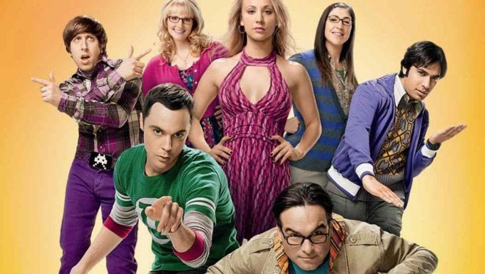 The Big Bang Theory is one of TV's highest rated sitcoms.