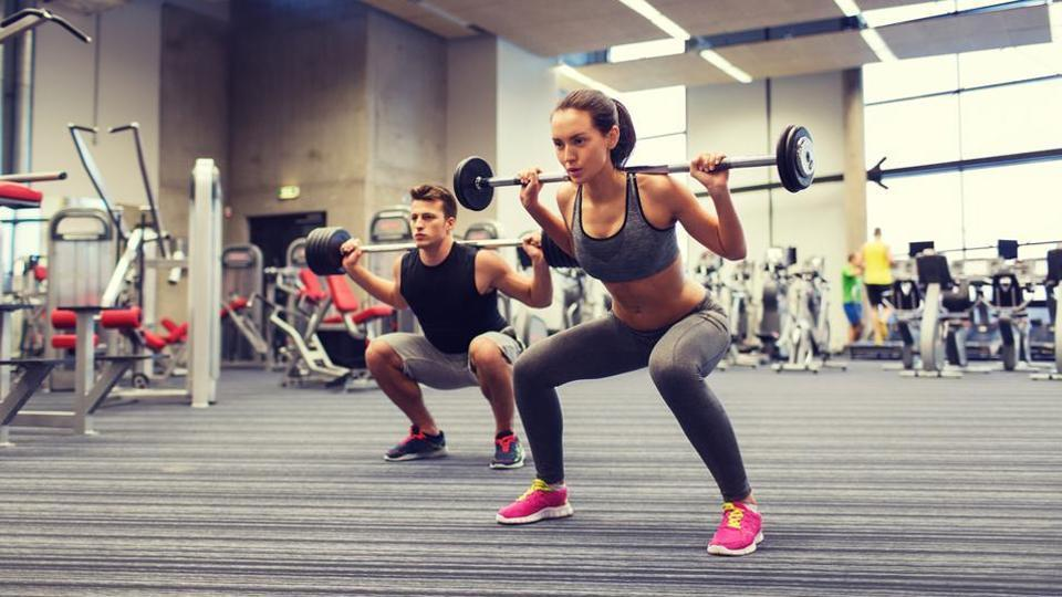Some people experience that after cardio, they sleep well, whereas after weightlifting they are too energised to sleep.