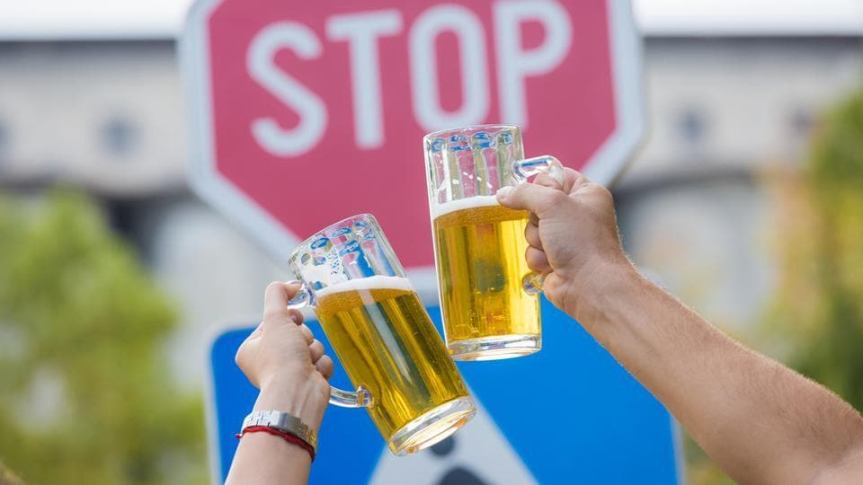 """For some, it's part of a New Year's resolution to drink less, while others claim it's a way to """"detox"""" from excessive drinking over the holidays."""