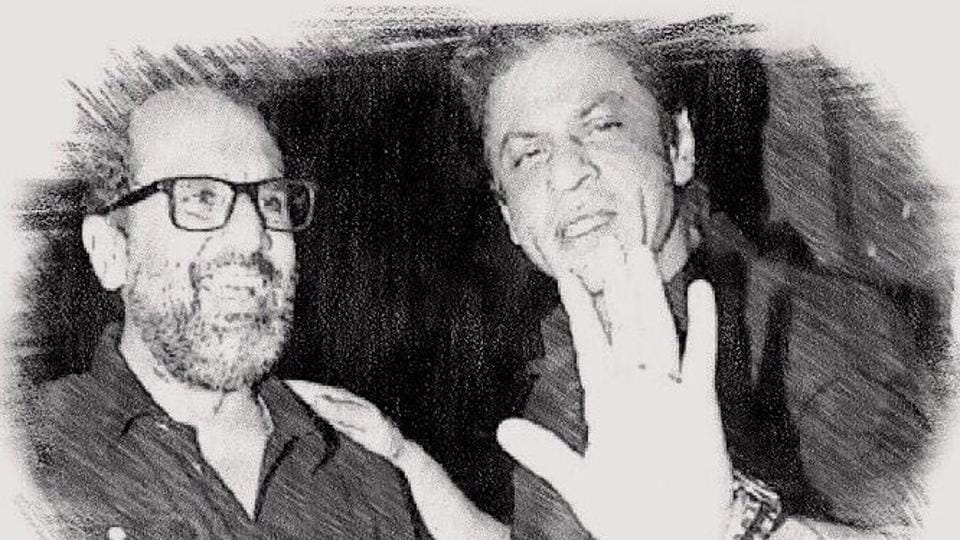 Aanand L Rai teams up with Shah Rukh Khan for the first time in Zero.