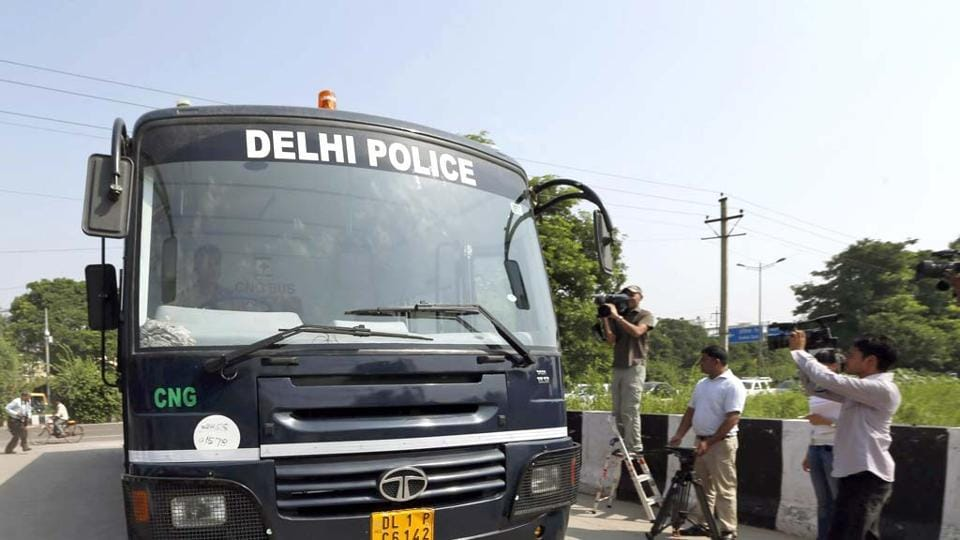 The incident was reported to police by the woman's 33-year-old husband Abhi Kumar.