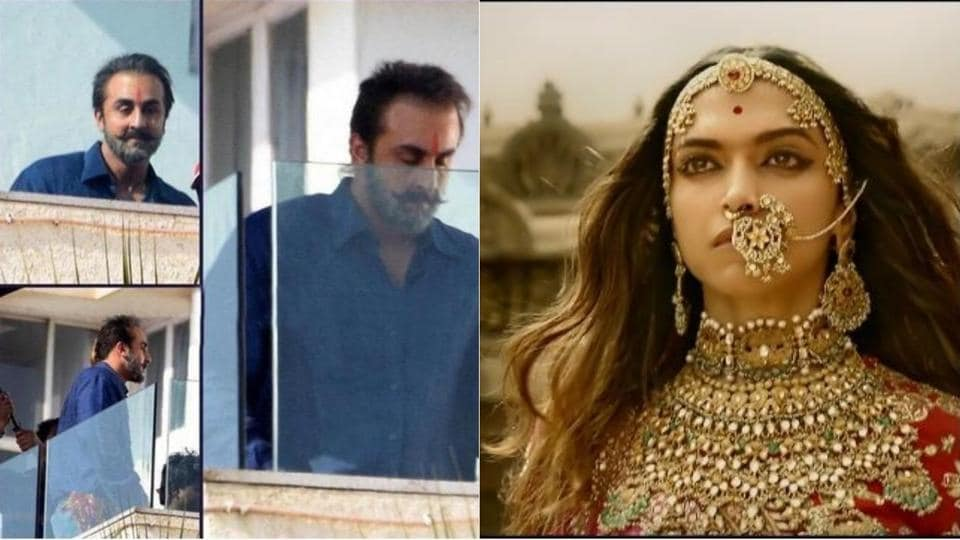 While Padmavati has been the centre of controversies for months, Rajkumar Hirani;s Sanjay Dutt biopic may turn out to be one of the best entertainers from Bollywood in 2018.