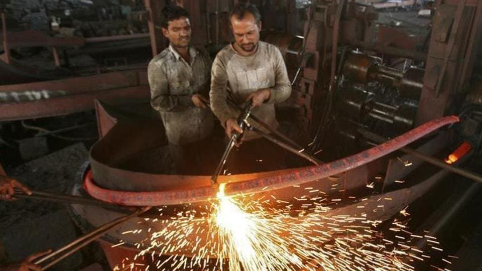 PMI,India's factory activity,Factory output