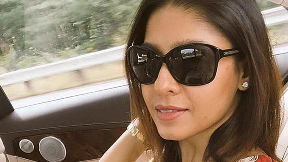 Sunidhi Chauhan welcomes her first child, a baby boy on Monday.