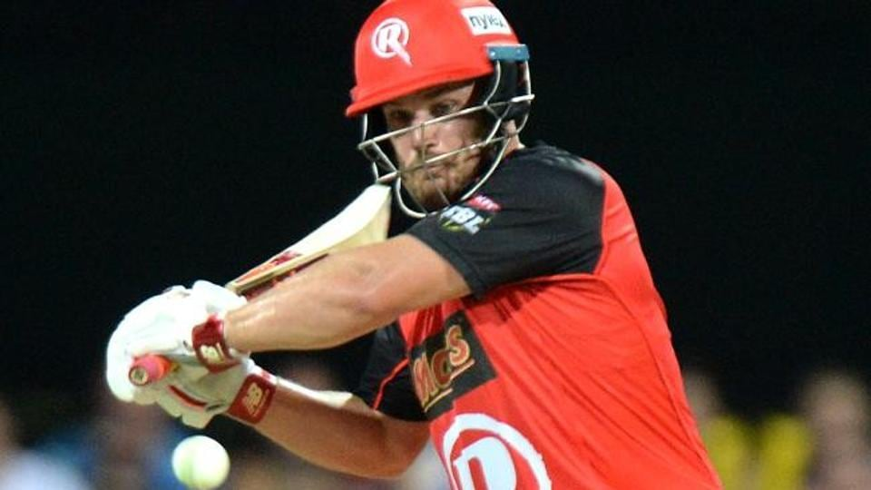 Big Bash League,Aaron Finch,Melbourne Renegades