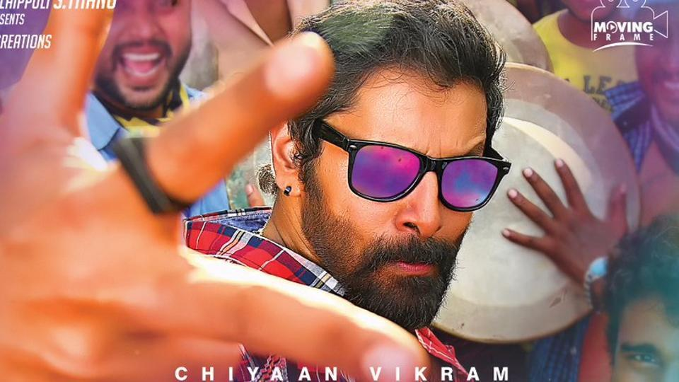 Vikram's Sketch to release on January 12 along with Suriya's Thaana Serndha Koottam.