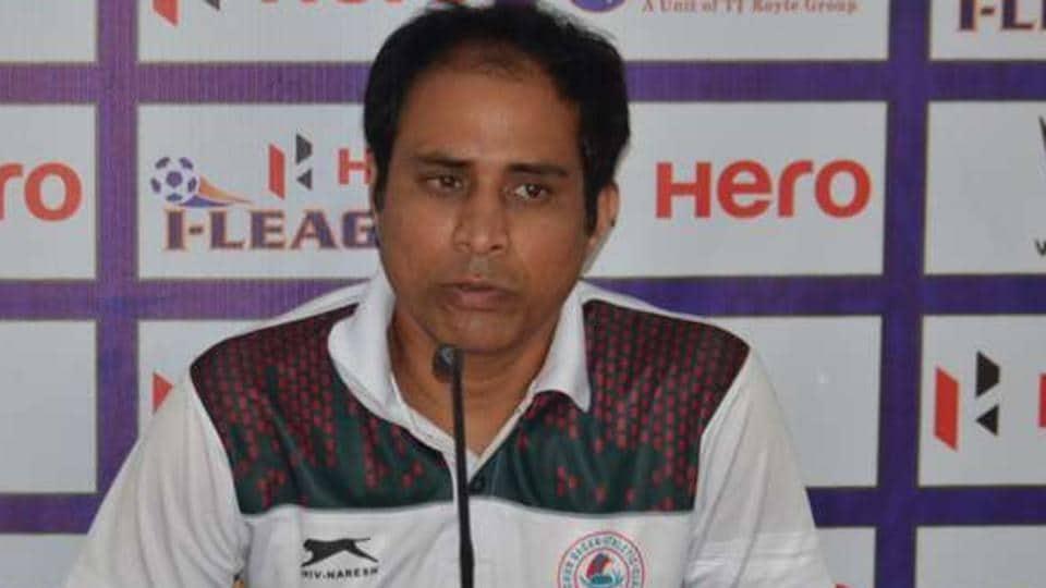 Sankarlal Chakraborty was named Mohun Bagan coach after Sanjoy Sen's resignation.