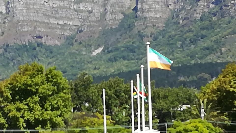 South Africa vs India,Indian national flag,Tricolour