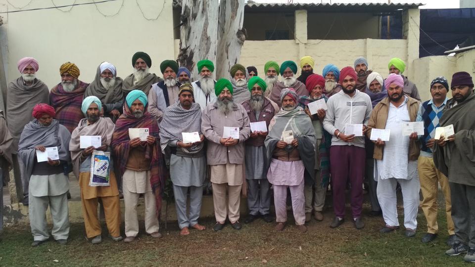 Farm loan waiver,Punjab farmers,Punjab news