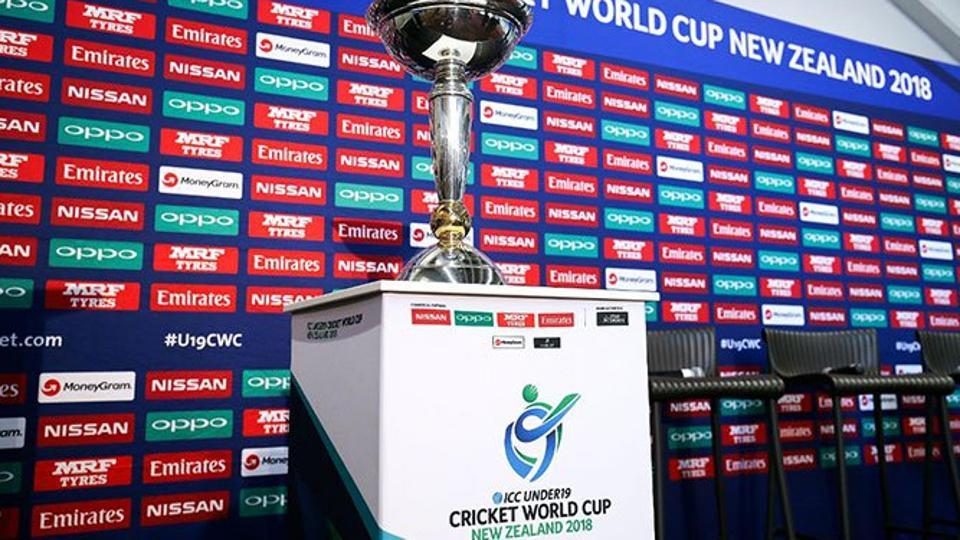 ICC U-19 Cricket World Cup,Cricket World Cup,Anil Chaudhary