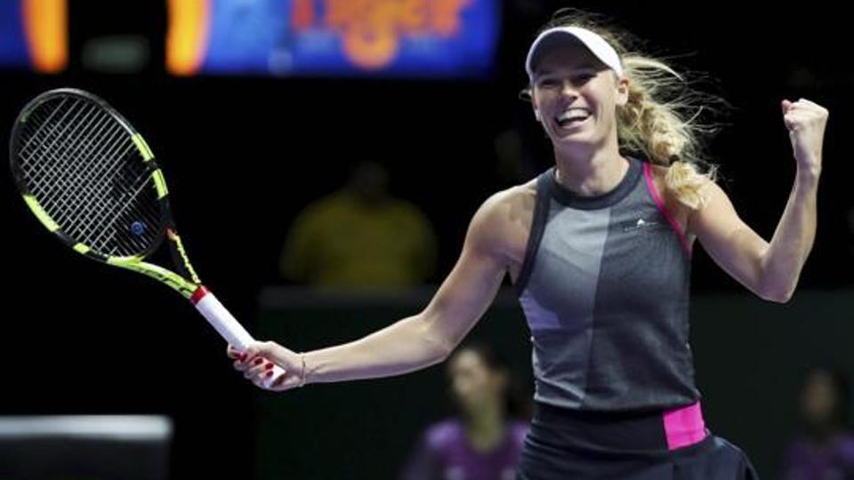 Caroline Wozniacki,WTAAuckland Classic,Australian Open