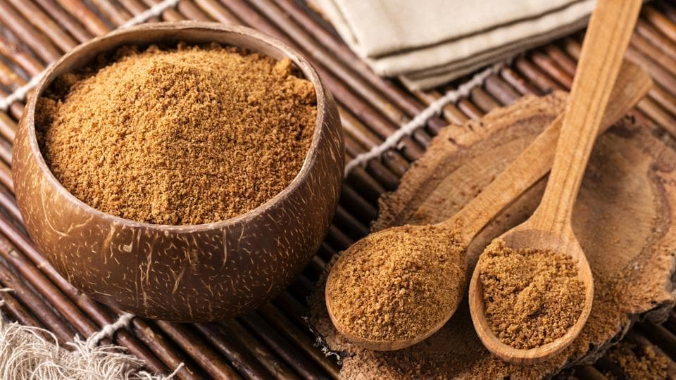Coconut sugar is a good source of minerals like iron, zinc, calcium and potassium.