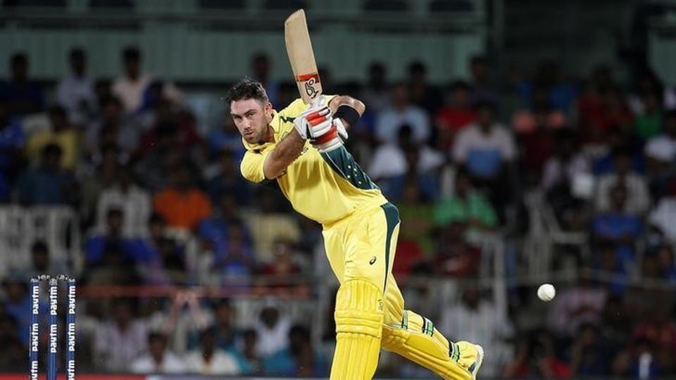Glenn Maxwell,Australian cricket team,Australia vs England