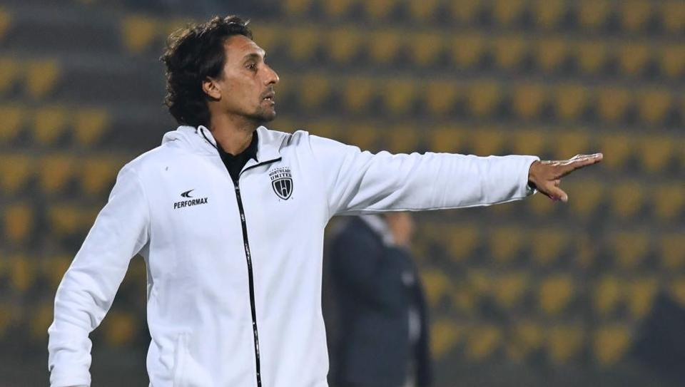 Joao de Deus has been sacked by NorthEast United after a poor start to the ISL season.