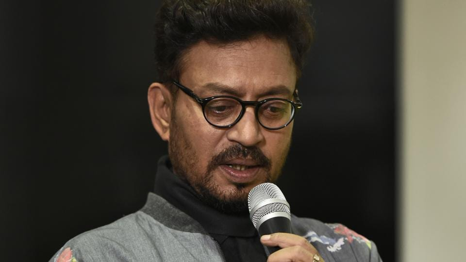 Irrfan Khan hopes that 2018 surprises him just like the year gone by.